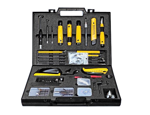 Deburring Tool Set,Multi-Purpose Blades