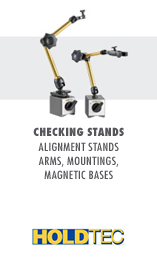 ARTICULATED Metal Stands - HOLDTEC