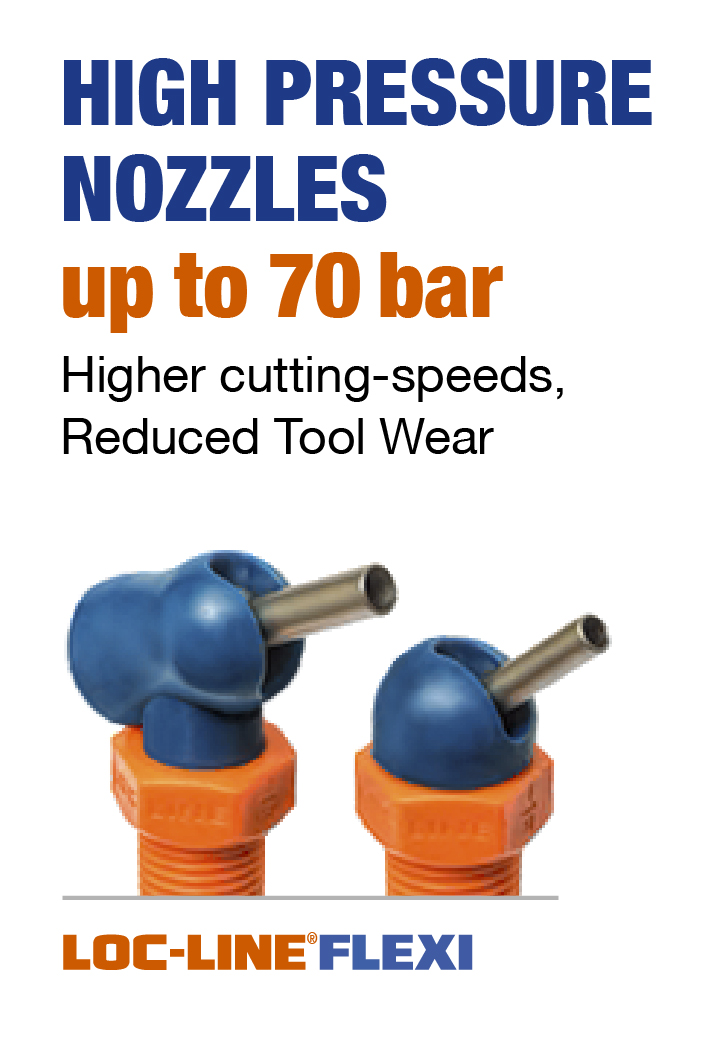 View High Pressure Nozzles