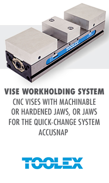 Vise Workholding Systeme - TOOLEX